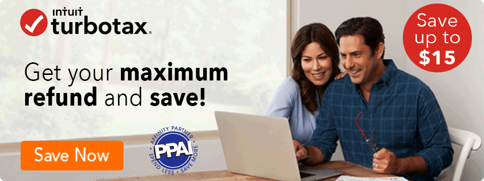 Get your maximum refund and save with TurboTax