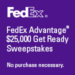 Win Up To $10,000 When You Join FedEx Advantage