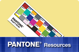 Pantone Resources