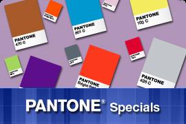 Pantone Specials
